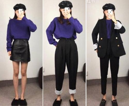 Nhất định phải thủ sẵn 4 mẫu áo len cơ bản để có 15 combo mặc kiểu gì cũng đẹp cho mùa đông năm nay - Ảnh 3.