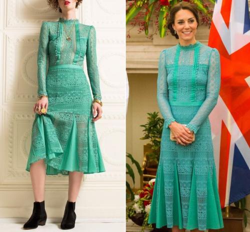 Sửa đồ đỉnh cao như Công nương Kate: biến đồ hiệu sexy thành đạt chuẩn Hoàng gia, có bộ sửa xong còn đẹp hơn bản gốc