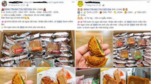 Xuất hiện bánh Trung thu chưa đến 3000 đồng/chiếc tràn lan, chuyên gia cảnh báo khi ăn bánh Trung thu
