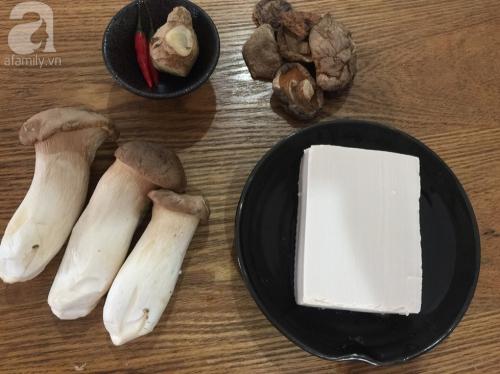 Mùa Vu Lan không thể bỏ qua món đậu phụ Tứ Xuyên chay