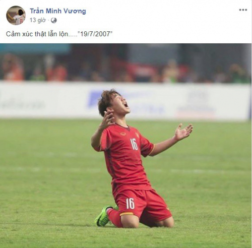 Các cầu thủ Olympic Việt Nam đã chia sẻ gì sau trận thua Hàn Quốc ngày hôm qua? - Ảnh 3.
