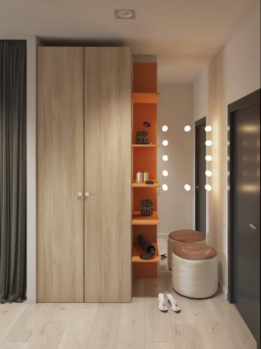 Có căn hộ 42m² trong tay, bạn cần thiết kế nhà như thế nào cho cuộc sống sinh hoạt thật thoải mái