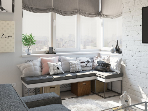 Có căn hộ 42m² trong tay, bạn cần thiết kế nhà như thế nào cho cuộc sống sinh hoạt thật thoải mái - Ảnh 11.