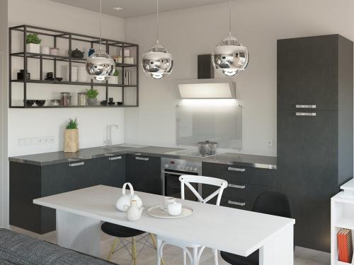 Có căn hộ 42m² trong tay, bạn cần thiết kế nhà như thế nào cho cuộc sống sinh hoạt thật thoải mái - Ảnh 5.