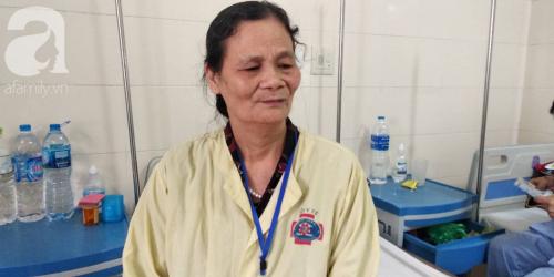 Lời khẩn cầu của người bà sáng chăm cháu nội ung thư tại bệnh viện, chiều về lo cho chồng bị chất độc da cam - Ảnh 2.
