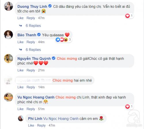 MC Phí Linh chính thức tung ảnh cưới, xác nhận chuyện lên xe hoa là thật nhưng nhất quyết không chịu lộ danh tính chú rể - Ảnh 4.