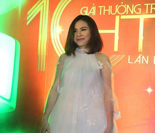 Điểm danh sao Việt mang bầu tuột dốc không phanh, xấu đến mức không nhận ra - Ảnh 7.