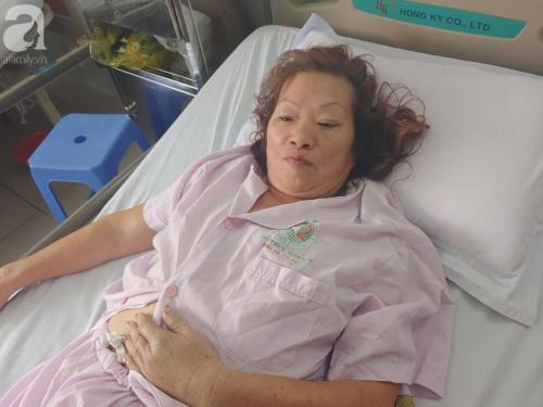 """Mẹ nhồi máu cơ tim nặng được người dưng đưa đi cấp cứu, con gái ruột nói """"nghèo quá, không lo được"""" rồi biệt tăm - Ảnh 2."""