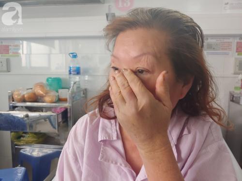 """Mẹ nhồi máu cơ tim nặng được người dưng đưa đi cấp cứu, con gái ruột nói """"nghèo quá, không lo được"""" rồi biệt tăm - Ảnh 8."""