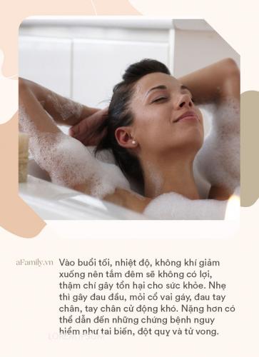 """Đây là kiểu tắm """"cực độc"""" của mùa hè: Đem lại cảm giác thoải mái nhưng tàn phá sức khỏe rất nhanh, thậm chí gây tai biến, đột quỵ - Ảnh 3."""