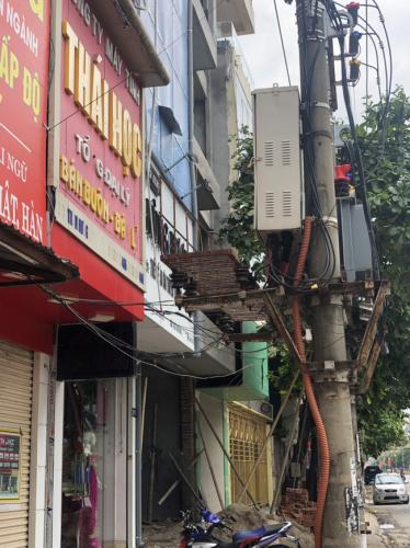 Ninh Bình: Bi hài bốt điện án ngữ trở thành 'bức tương' khiến chủ nhà phải đi thuê nhà  - Ảnh 7.