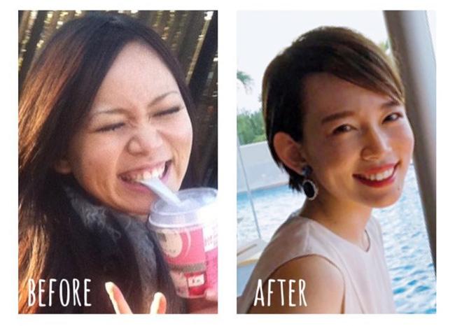 Cô gái Nhật Bản giảm 20kg nhờ phương pháp xoa bóp bấm huyệt: Đặc biệt: Có thể tự làm và rất phù hợp với chị em văn phòng