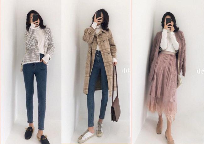 Nhất định phải thủ sẵn 4 mẫu áo len cơ bản để có 15 combo mặc kiểu gì cũng đẹp cho mùa đông năm nay - Ảnh 4.