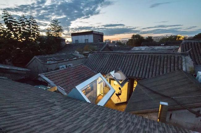 Chỉ với 50 triệu đồng và 2 tiếng thi công, người đàn ông đã hoàn thiện ngôi nhà xinh xắn ở trung tâm thành phố - Ảnh 3.