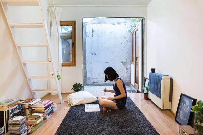 Chỉ với 50 triệu đồng và 2 tiếng thi công, người đàn ông đã hoàn thiện ngôi nhà xinh xắn ở trung tâm thành phố - Ảnh 8.
