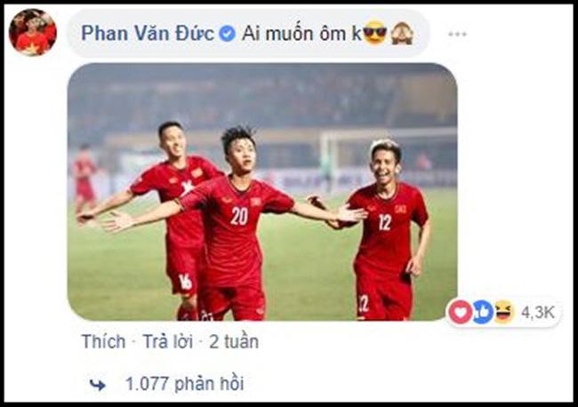 Tất tần tật về Văn Đức - người hùng thầm lặng của Việt Nam trong trận chung kết lượt đi AFF Cup 2018 - Ảnh 5.