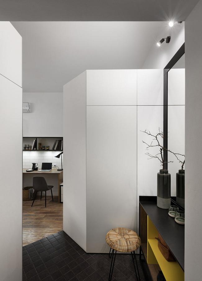 Căn hộ nhỏ vỏn vẹn gần 18m² này chứng minh cho bạn thấy ở nhà nhỏ vẫn tuyệt như nhà to - Ảnh 12.