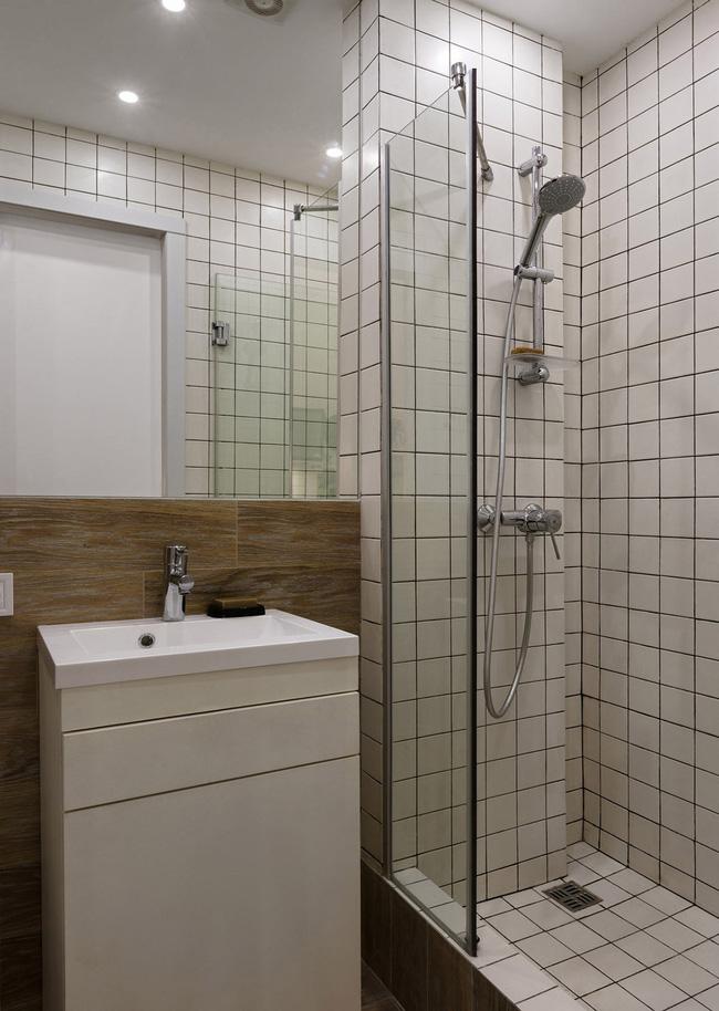 Căn hộ nhỏ vỏn vẹn gần 18m² này chứng minh cho bạn thấy ở nhà nhỏ vẫn tuyệt như nhà to - Ảnh 15.