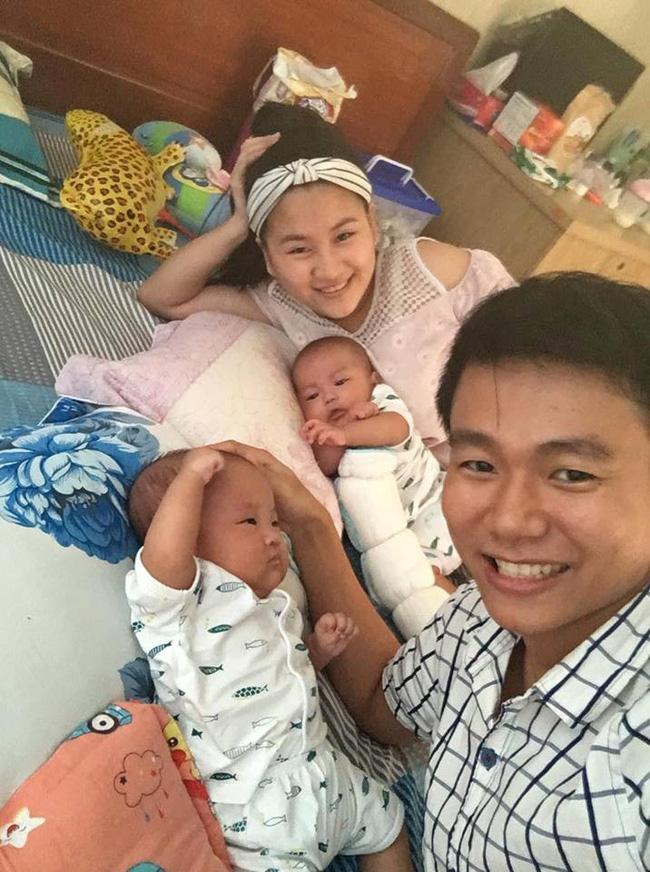 Cặp song sinh sinh non trong bọc điều ở tuần 27, bác sĩ nói tỉ lệ sống sót chỉ 30% nhưng điều kì diệu đã xảy ra