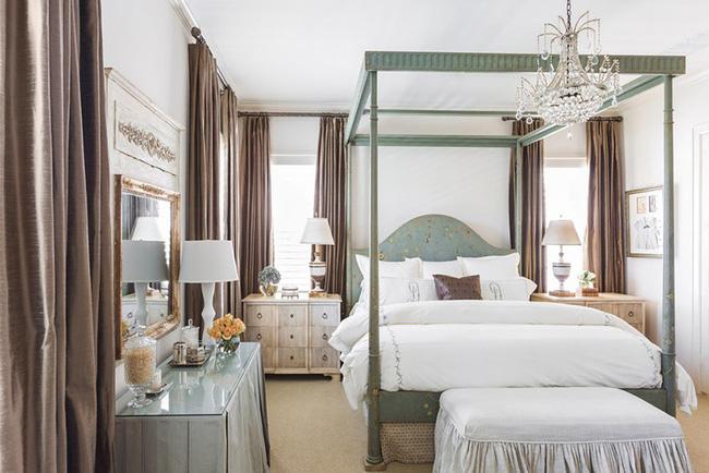 Những mẫu giường Canopy vừa đẹp vừa nữ tính khiến chị em mê mẩn - Ảnh 11.