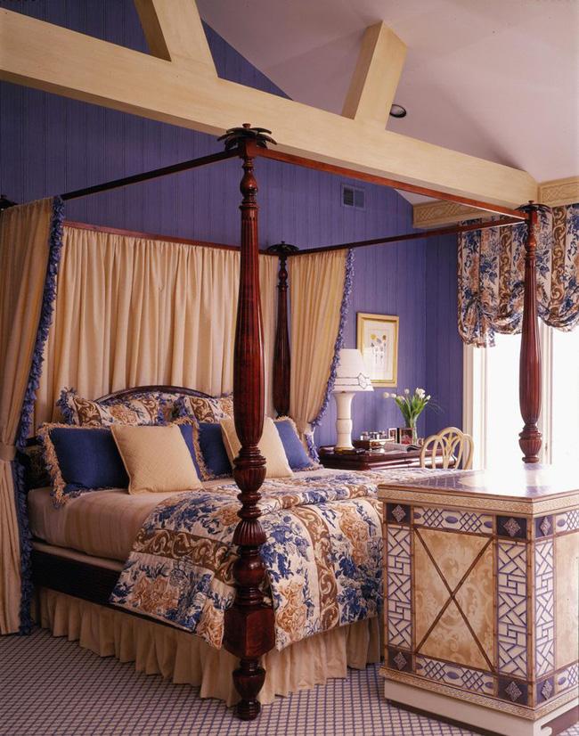 Những mẫu giường Canopy vừa đẹp vừa nữ tính khiến chị em mê mẩn - Ảnh 2.