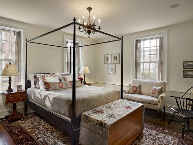 Những mẫu giường Canopy vừa đẹp vừa nữ tính khiến chị em mê mẩn - Ảnh 18.