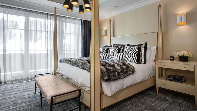 Những mẫu giường Canopy vừa đẹp vừa nữ tính khiến chị em mê mẩn - Ảnh 21.