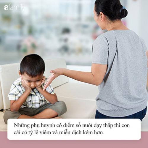 Nghiên cứu chỉ ra, cách nuôi dạy của bố mẹ có thể ảnh hưởng đến hệ thống miễn dịch của con - Ảnh 6.