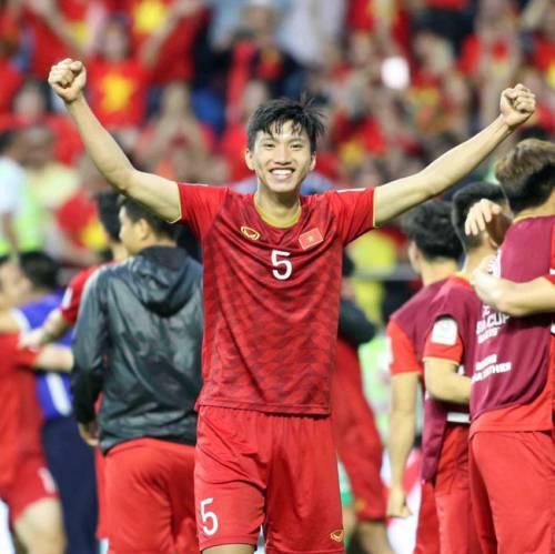 Đoàn Văn Hậu lập cú đúp giúp Việt Nam vô địch SEA Games 30: Từng bị bố đánh vì mê bóng và kỷ niệm bỏ học chơi game nhớ đời - Ảnh 2.