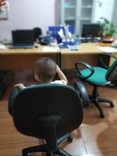Chuyện ức chế của những chiếc ghế văn phòng: Ghế là thế giới riêng của chị, phải đâu chỗ em để con chơi, chó mèo ngồi! - Ảnh 4.