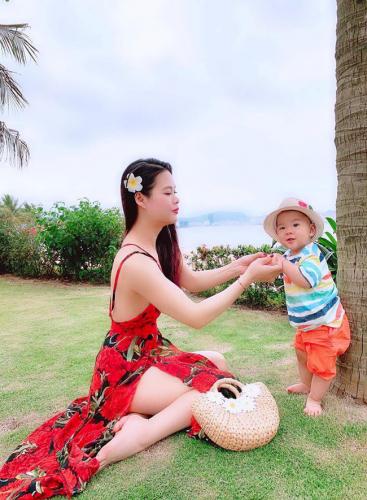 Bầu bí tăng 26kg, mẹ Hà Nội tự ti đến mức cấm chồng không cho bạn đến thăm và sau đấy là một chiến dịch lột xác đầy ngoạn mục - Ảnh 1.