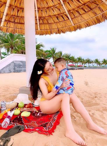 Bầu bí tăng 26kg, mẹ Hà Nội tự ti đến mức cấm chồng không cho bạn đến thăm và sau đấy là một chiến dịch lột xác đầy ngoạn mục - Ảnh 2.