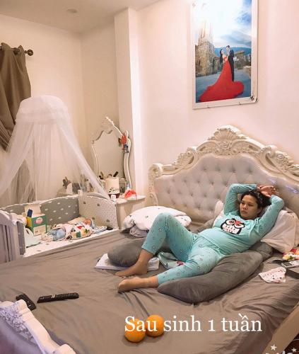 Bầu bí tăng 26kg, mẹ Hà Nội tự ti đến mức cấm chồng không cho bạn đến thăm và sau đấy là một chiến dịch lột xác đầy ngoạn mục - Ảnh 7.