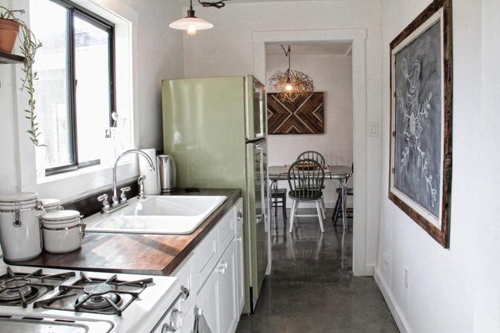 Sở hữu một mảnh đất nhỏ, chủ nhân của ngôi nhà tự thiết kế khéo đến nỗi kiến trúc sư cũng phải khâm phục  - Ảnh 6.