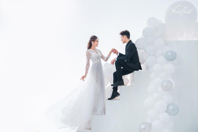 Nguyễn Ngọc Nữ - Top 10 Hoa Hậu Hoàn Vũ nổi bật cùng chiếc váy cưới nghìn đô - Ảnh 5.