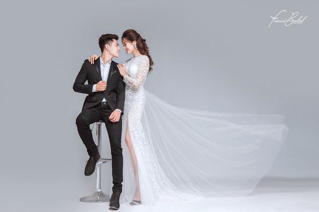 Nguyễn Ngọc Nữ - Top 10 Hoa Hậu Hoàn Vũ nổi bật cùng chiếc váy cưới nghìn đô - Ảnh 6.