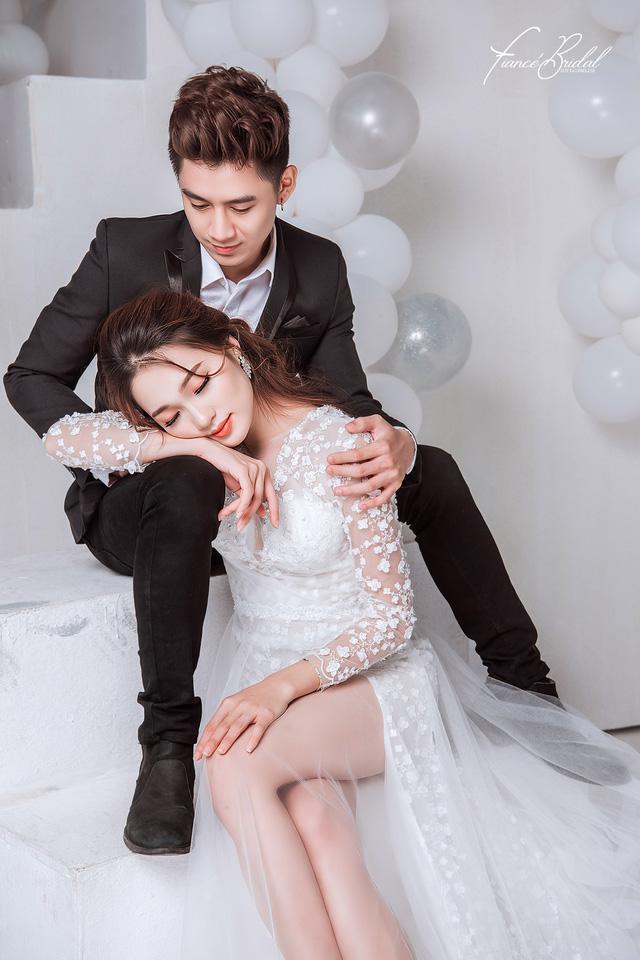 Nguyễn Ngọc Nữ - Top 10 Hoa Hậu Hoàn Vũ nổi bật cùng chiếc váy cưới nghìn đô - Ảnh 8.
