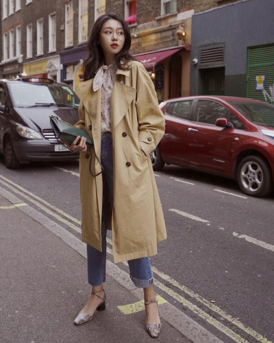 Với 3 tips diện áo khoác dáng dài sau, bạn sẽ trông cao thêm ít nhất 5 centimet - Ảnh 1.