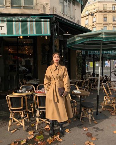 Với 3 tips diện áo khoác dáng dài sau, bạn sẽ trông cao thêm ít nhất 5 centimet - Ảnh 12.