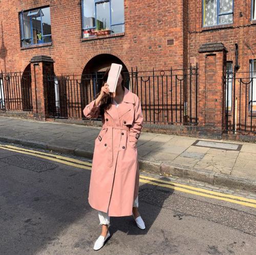 Với 3 tips diện áo khoác dáng dài sau, bạn sẽ trông cao thêm ít nhất 5 centimet - Ảnh 10.