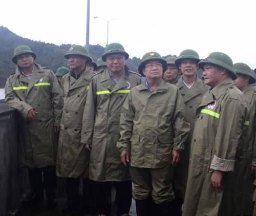 Thanh Hóa sẵn sàng sơ tán 15.000 hộ dân tránh bão số 4