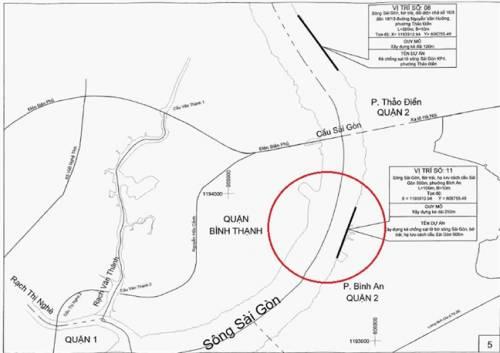 TP.Hồ Chí Minh: 37 vị trí sạt lở bờ sông, kênh, rạch mức độ nguy hiểm