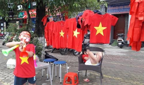 Làng quê của Công Phượng, Bùi Tiến Dũng sôi sục trước giờ Olympic Việt Nam vào trận