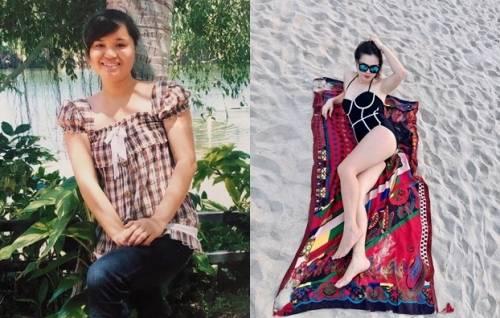 Bà mẹ hai con tiết lộ bí quyết giảm cân, thần thái xuất sắc sau 30 ngày