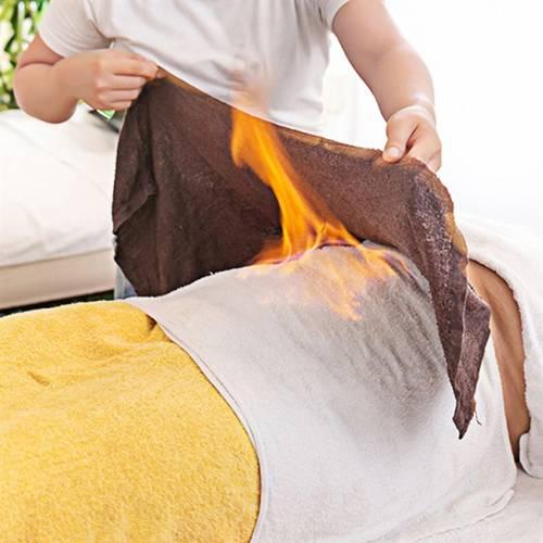 Tùy tiện hỏa trị liệu, đùa với lửa!