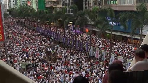Giong to van chua lang tai Hong Kong