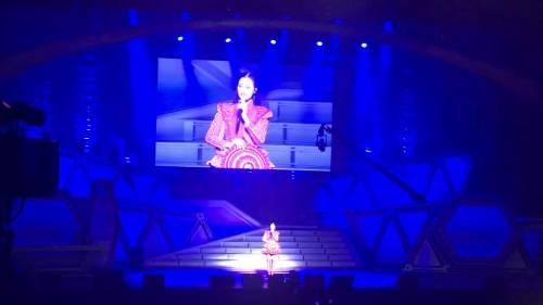 Đông Nhi giao lưu bằng tiếng Nhật tại ASEAN-Japan Music Festival